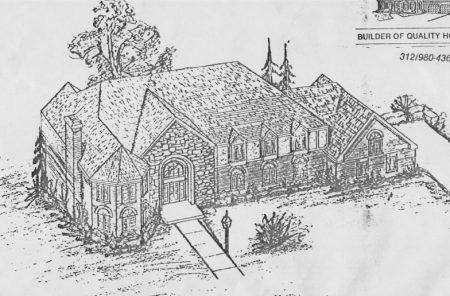 First Spec Home — 1986